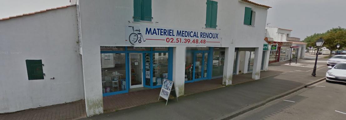 Location vente de materiel medical for Vente en location