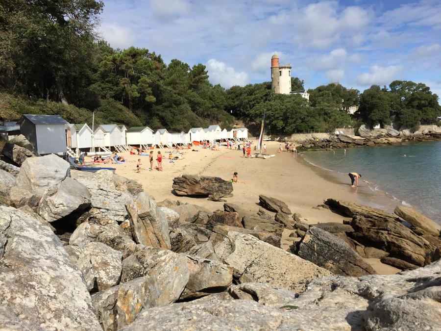 Hotel Ile De Noirmoutier Vue Sur Mer