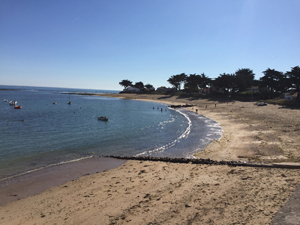 Les plages de noirmoutier - Camping la gueriniere noirmoutier ...