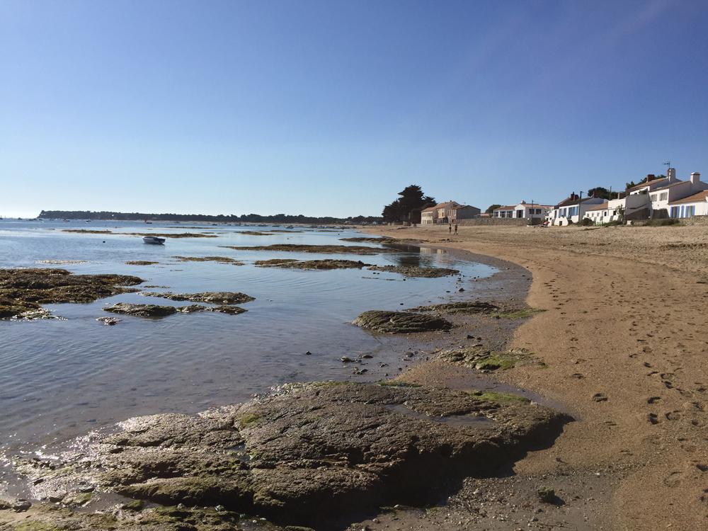 Plage du vieil - Office de tourisme noirmoutier en l ile vendee ...