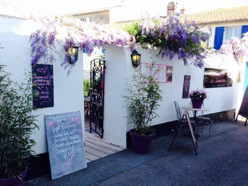 Restaurant le jardin de tana Le jardin restaurant
